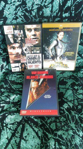 Películas DVD varias