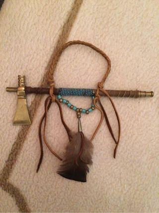 Mini Tomahawk Decorativo