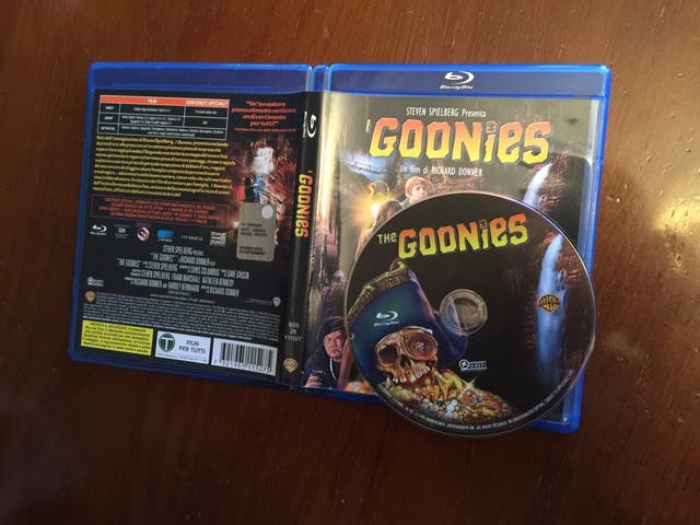 Los Goonies Bluray