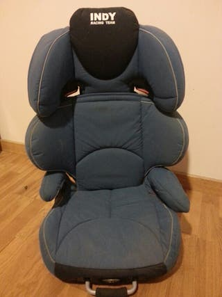 SILLA JANE INDY CAR ISOFIX