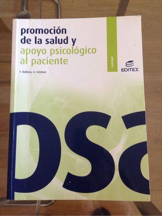 Libro PSA Curso TCAE Tecnico En Cuidados Auxiliares De Enfermería