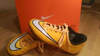 Botas futbol Nike Mercurial niño