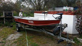 Barca quicksilver