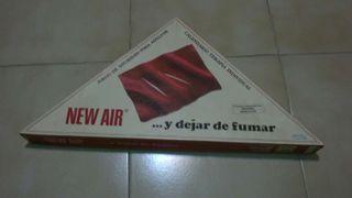 Juego de mesa NEW AIR.... y dejar de fumar.