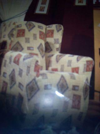 Funda de sofa orejero
