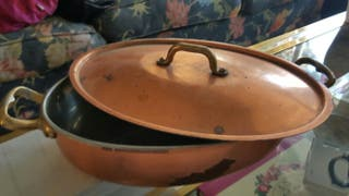 Cazuela cobre