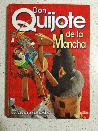 Don quijote de la mancha comic