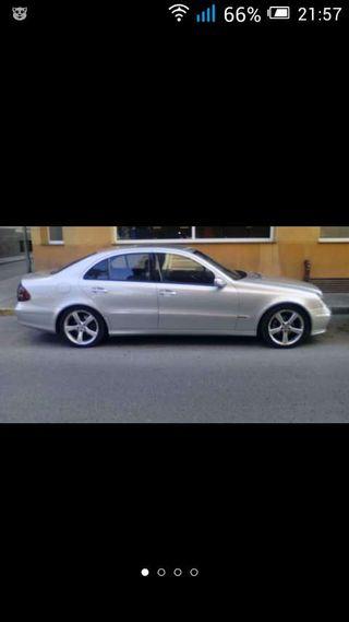 Mercedes e clase