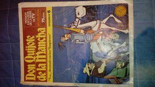 Comic don quijote de la mancha