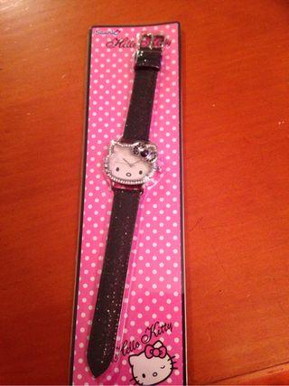 Reloj Hello Kitty