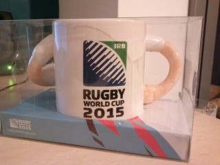 Taza de Rugby World Cup 2015 Collection