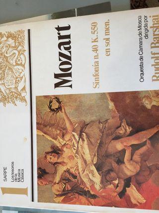 Discos Música clásica