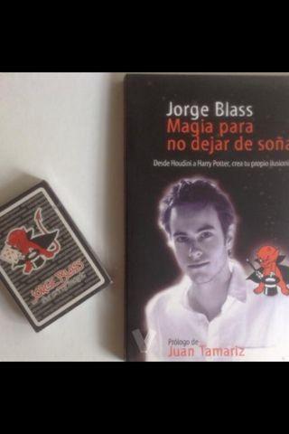 Libro Jorge Blass Y Baraja