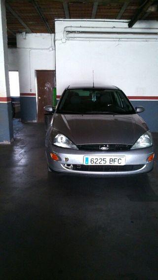 Coche Ford Focus diésel