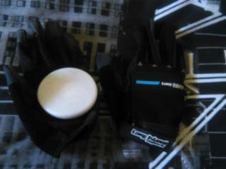 Guantes downhill