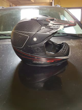 Casco habe 100x100 carbono