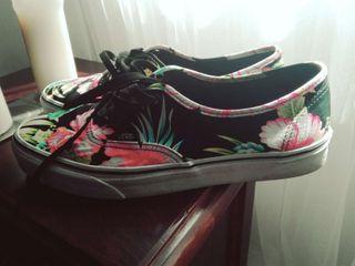 Zapatillas Vans Hawayanas Originales 42