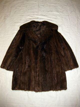 Abrigo vintage talla 44-46