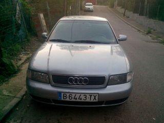 Audi A4 tranccion quattro