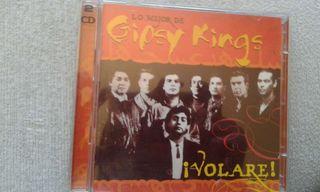 CD Doble Gipsy Kings original