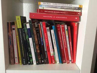 LIBROS DE LECTURA EN ESO Y BACHILLER. (LISTA DE TITULOS BAJO)