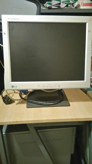 """Monitor 15"""" LG"""