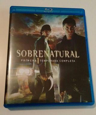 Sobrenatural temporada 1 completa en Blu-ray