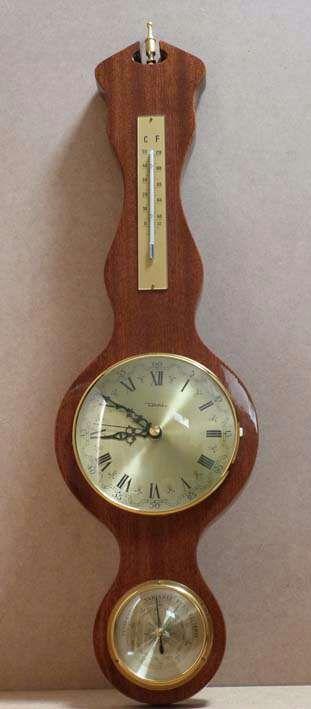Reloj de pared años 70