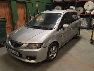 Coche Mazda Premacy 2.0 Diesel 100 Cv