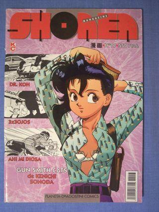 Shonen Mangazine Nº 17 Comics Manga