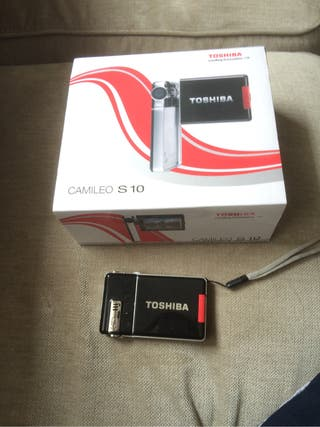 Camara Toshiba Camileo S10