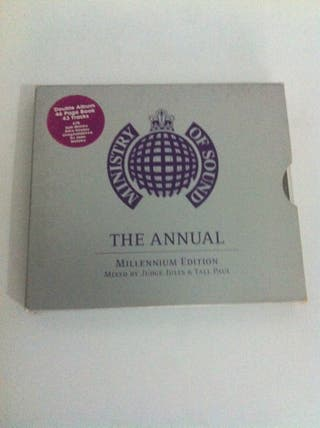 Ministry Of Sound The Annual Millennium Edition