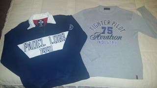 Sudadera y suéter