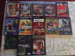 Jocs PS2