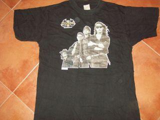 Camiseta Heroes Del Silencio