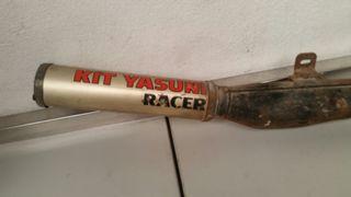 Tubo de escape vespino kit yasuni racer