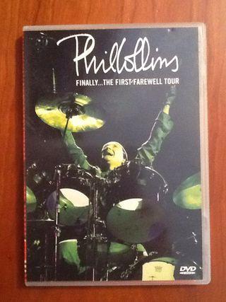 PHIL COLLINS DVD