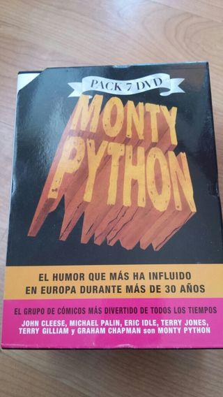 Colección películas monty python