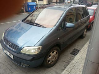 Opel Zafira Monovolumen