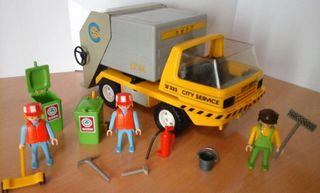 Clicks Playmobil camión basura 3780
