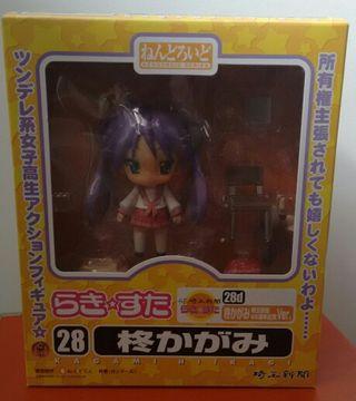 Nendoroid Kagami de Lucky Star