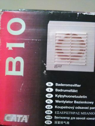Extractor de baño Cata B10