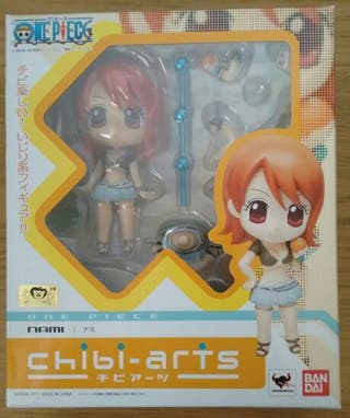Figura Chibi-arts Nami de One Piece