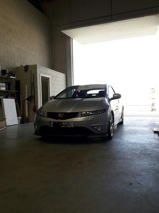 Honda civic type s 2.2