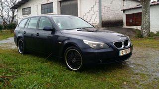 BMW 530d dotos los extras matricula francesa