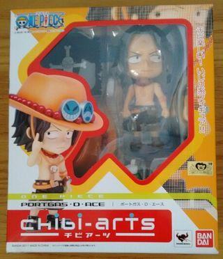 Figura Chibi-arts Ace de One Piece