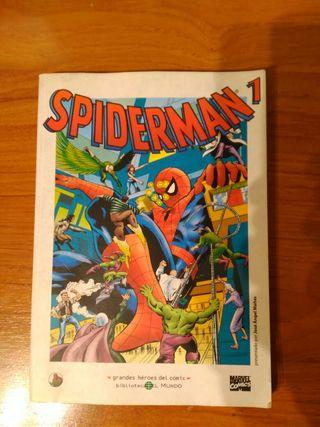 Spiderman Comic N°1
