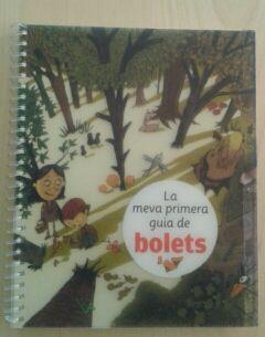 llibre la meva primera guia de bolets
