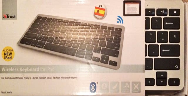 TECLADO WIRELESS