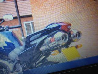 Tubos De Escape Fz6 Yamaha 600 Fazer 05 04 06 07 08 09 10 2004 2006 2007 2008 2009